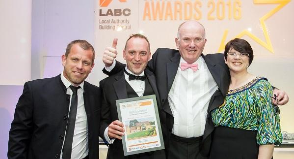 West of England winners - LABC Building Excellence Awards