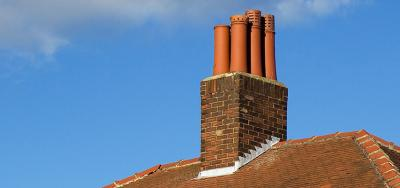 Picture of a chimney - LABC chimney removal