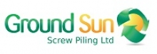 Ground Sun Screw Piling Ltd company logo