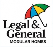 Legal and General Modular Homes company logo