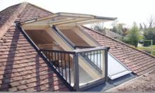 rooflight balcony