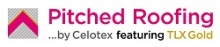 TLX and CELOTEX joint logo
