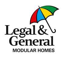 Legal and General Modular Homes logo