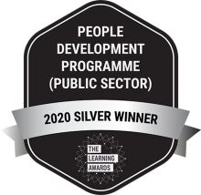 LPI Awards 2020 badge