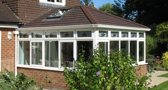 Conservatory roof guide