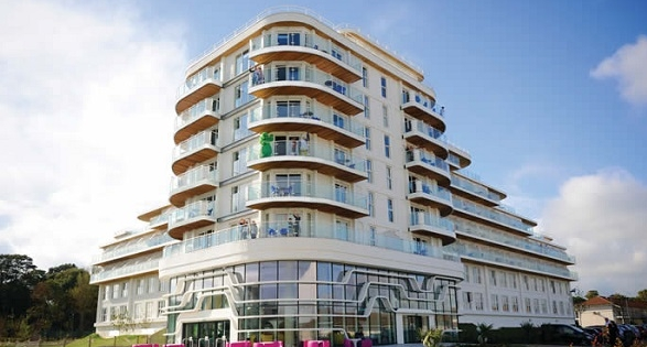 Wave Hotel, Bognor Regis, Sussex