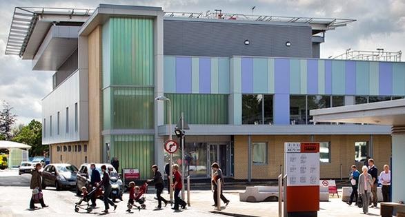 Frimley Park Hospital - healthcare case study