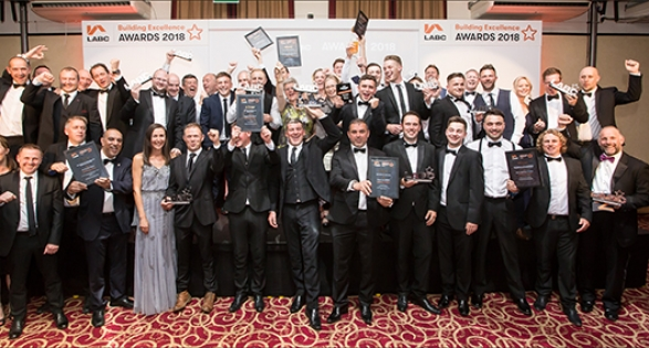 West Yorkshire winners Building Excellence Awards
