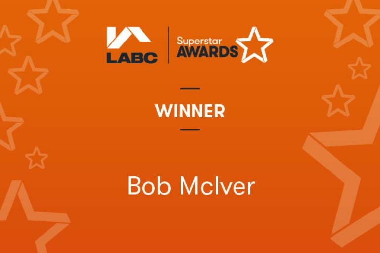 LABC Superstar Bob McIver