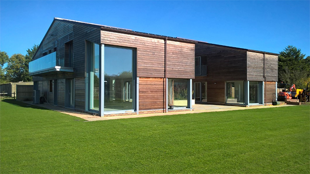 The Granary, Yew Tree Farm, LABC Building Excellence Awards