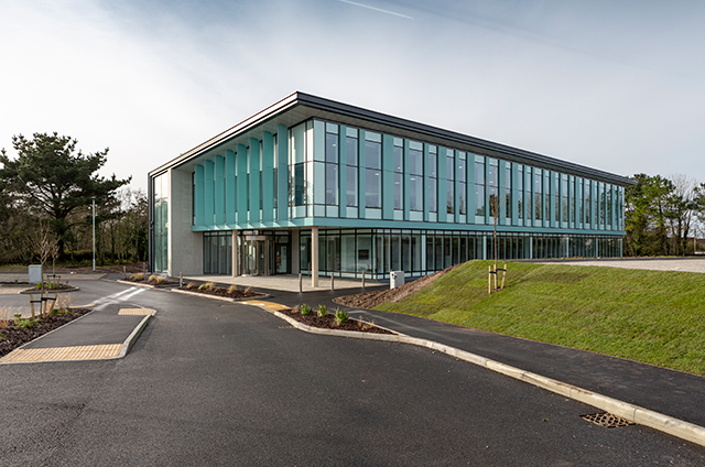 Tolvaddon House, LABC Builing Excellence Awards