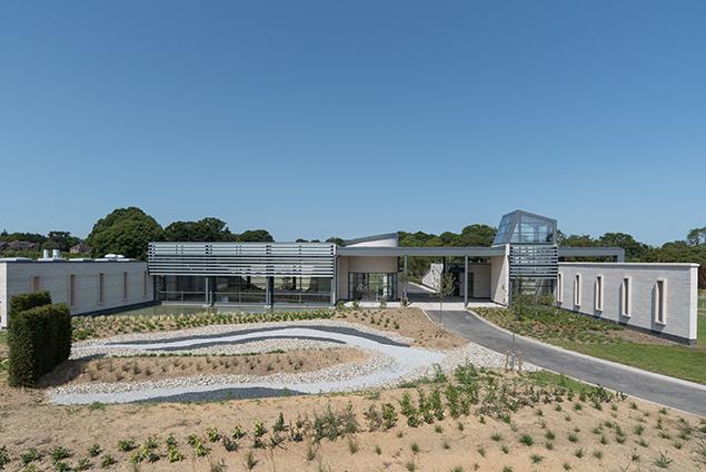 Wealden Crematorium, LABC Building Excellence Awards