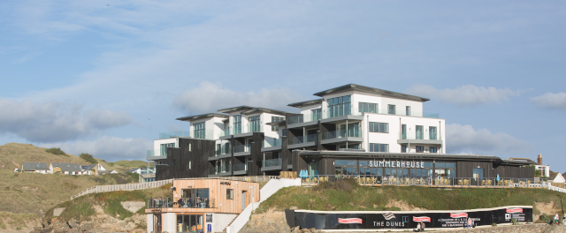 The Dunes, Ponsmere Road, Perranporth